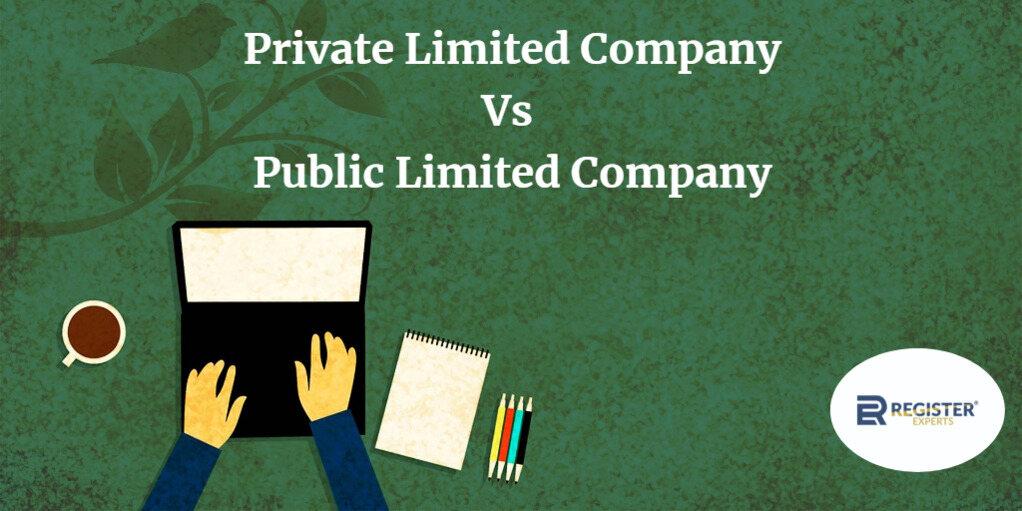 private limited company and public company