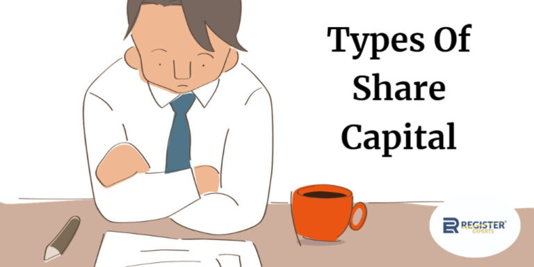 types of share capital in company