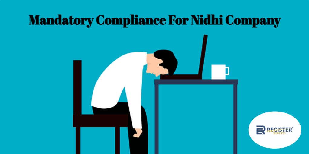Mandatory compliance for Nidhi company