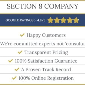 section 8 company service image