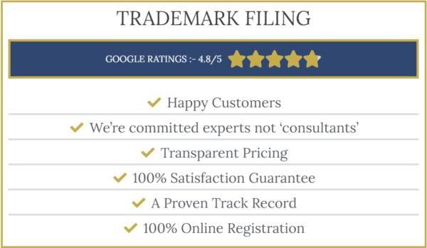 trademark filing service image