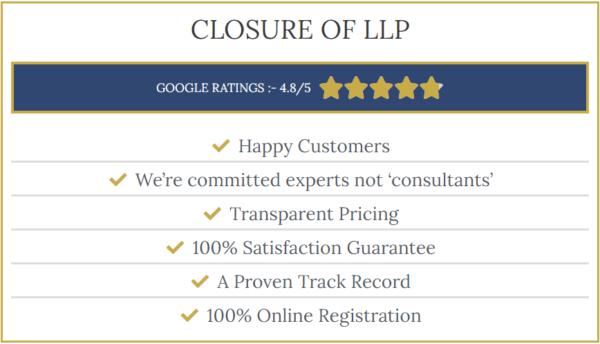 Close an LLP