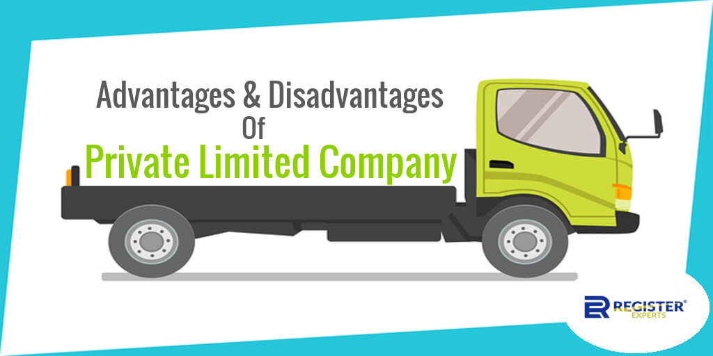 advantages & disadvantages of Private limited company